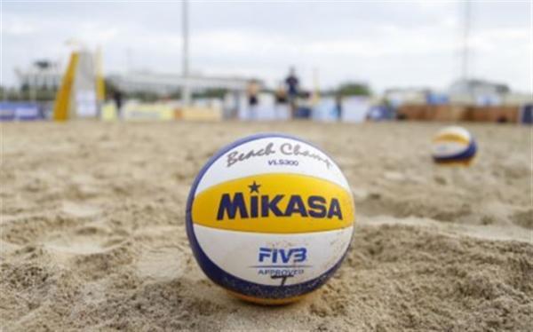 ملی پوشان نوجوان و جوان والیبال ساحلی ایران معرفی شدند