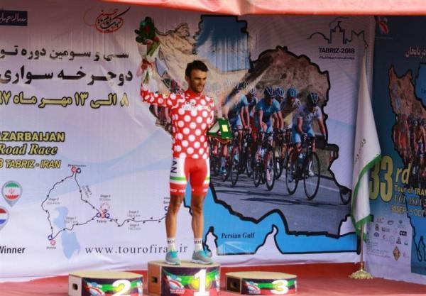 صفرزاده؛ دوچرخه سوار ایران در المپیک 2020 توکیو