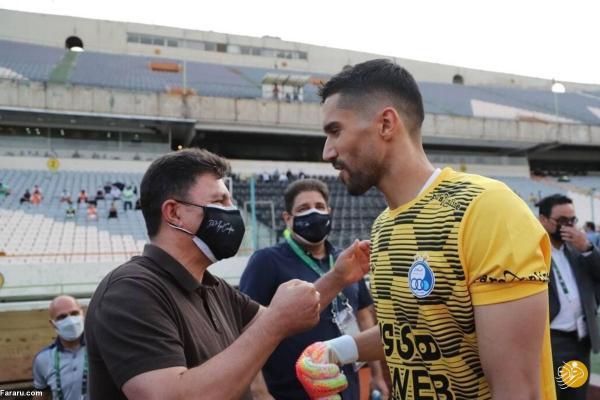 2 بازیکن استقلال دیدار فینال برابر فولاد را از دست دادند