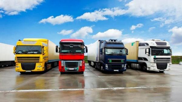 پلاک گذاری کامیون های سه ساله اروپایی سرعت گرفت، ورود بیش از 2 هزار کامیون اروپایی به کشور