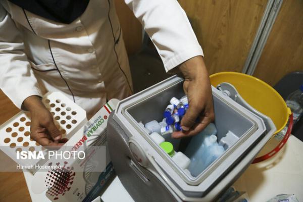 شروع واکسیناسیون کارگران شاغل در شهرک صنعتی شیراز
