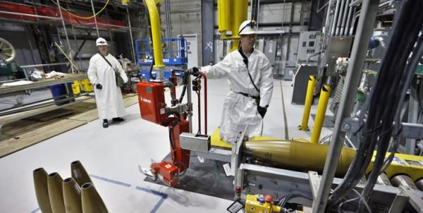 پنتاگون: تا 2023 نابودی سلاح های شیمیایی را تکمیل می کنیم