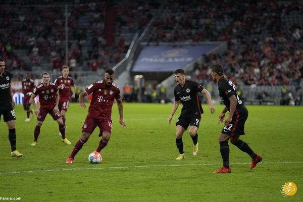 تور آلمان ارزان: خلاصه بازی بایرن مونیخ 1 ، 2 فرانکفورت؛ اولین شکست بایرن